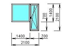 Стоимость пластиковых окон, остекление балконов и лоджий.